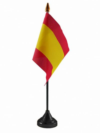 SPAIN - Table Flag